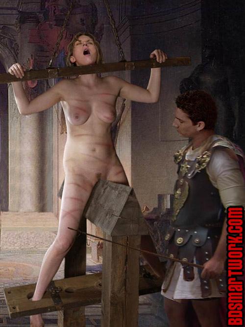 Fat Women Tortured In Bondage
