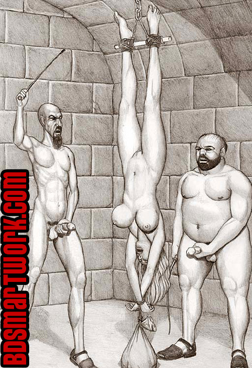 Bdsm pleasures of the torture chamber