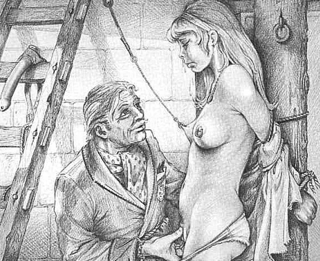 Thematic Drawn Porn Art 10 - BDSM (1) 76 изображений. Slideshow.