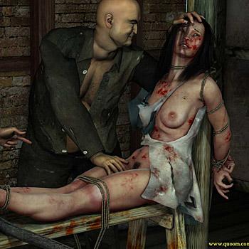 BDSM Drawings Art » quoom