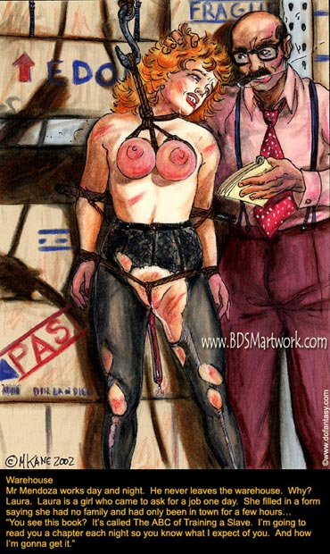 female torture and bondage